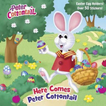 Here Comes Peter Cottontail av Mary Man-Kong (Heftet)