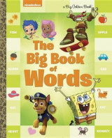 Omslag - The Big Book of Words (Nickelodeon)