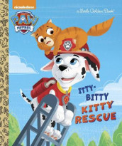 The Itty-Bitty Kitty Rescue av Golden Books (Innbundet)