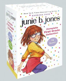 Junie B. Jones Complete First Grade Collection av Barbara Park (Heftet)