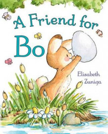A Friend for Bo av Elisabeth Zuniga (Innbundet)