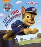 Omslag - Let's Find Adventure! (Paw Patrol)
