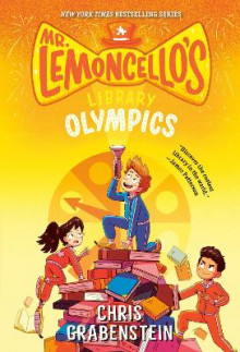 Mr. Lemoncello's Library Olympics av Chris Grabenstein (Heftet)