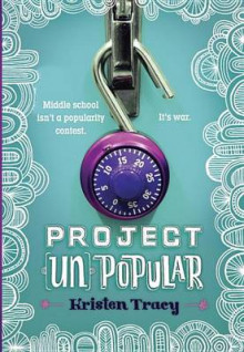 Project (Un)Popular Book #1 av Kristen Tracy (Innbundet)