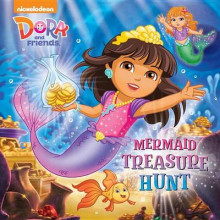 Mermaid Treasure Hunt (Dora and Friends) av Mary Tillworth (Heftet)