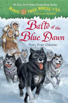 Balto of the Blue Dawn av Mary Pope Osborne (Innbundet)