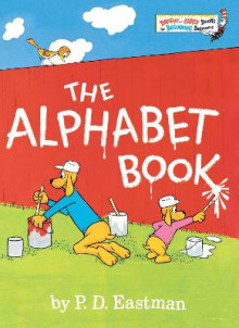 The Alphabet Book av P D Eastman (Innbundet)