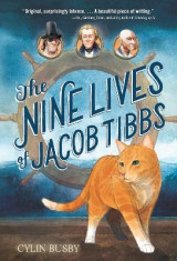 Omslag - The Nine Lives of Jacob Tibbs