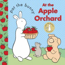 Pat The Bunny At The Apple Orchard av Golden Books (Pappbok)