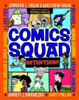 Omslag - Comics Squad #3: Detention!