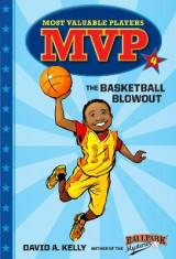 Omslag - MVP #4: The Basketball Blowout