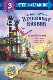 Mystery of the Riverboat Robber av Geoffrey Hayes (Heftet)