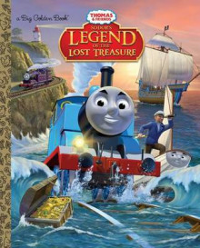 Sodor's Legend of the Lost Treasure (Thomas & Friends) av Reverend Wilbert Vere Awdry (Innbundet)