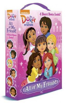 All of My Friends! (Dora and Friends) av Mary Tillworth (Pappbok)