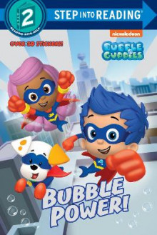 Bubble Power! (Bubble Guppies) av Mary Man-Kong (Heftet)