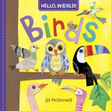 Omslag - Hello, World! Birds