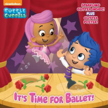 It's Time for Ballet! (Bubble Guppies) av Mary Tillworth (Heftet)