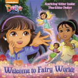 Omslag - Welcome to Fairy World! (Dora and Friends)