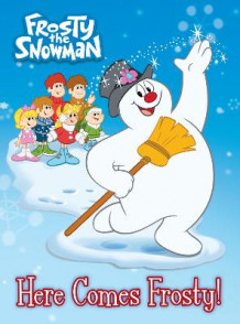 Here Comes Frosty! (Frosty the Snowman) av Random House (Pappbok)