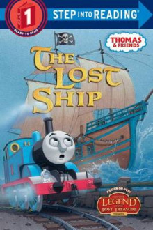 The Lost Ship (Thomas & Friends) av Reverend Wilbert Vere Awdry (Innbundet)