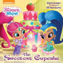 The Sweetest Cupcake (Shimmer and Shine) av Mary Tillworth (Heftet)