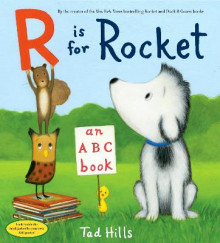 R is for Rocket av Tad Hills (Innbundet)