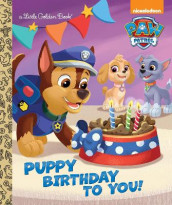 Puppy Birthday to You! (Paw Patrol) av Golden Books (Innbundet)