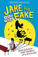 Omslag - Jake the Fake Keeps It Real