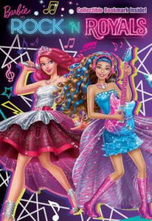 Barbie in Rock 'n Royals: The Chapter Book (Barbie in Rock 'n Royals) av Molly McGuire Woods (Heftet)
