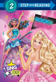 Sing It Out (Barbie in Rock 'n Royals) av Devin Ann Wooster (Innbundet)