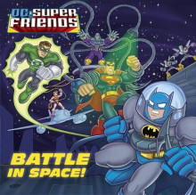 Battle in Space! (DC Super Friends) av Billy Wrecks (Heftet)