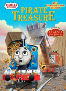 Pirate Treasure (Thomas & Friends) av REV W Awdry (Heftet)