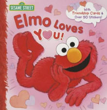 Elmo Loves You! (Sesame Street) av Sarah Albee (Heftet)