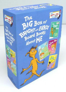 The Big Box of Bright and Early Board Books about Me av Dr Seuss (Pappbok)