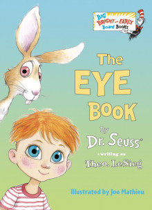 The Eye Book av Dr Seuss (Pappbok)