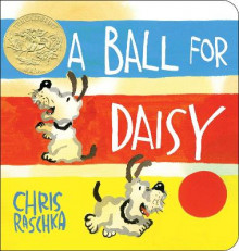 A Ball For Daisy, A av Chris Raschka (Pappbok)