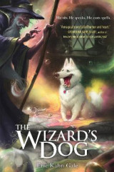 Omslag - The Wizard's Dog