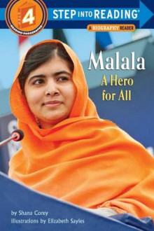 Malala: A Hero for All av Shana Corey (Innbundet)