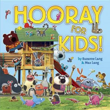 Hooray for Kids av Suzanne Lang (Innbundet)
