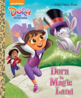 Omslag - Dora in Magic Land (Dora and Friends)