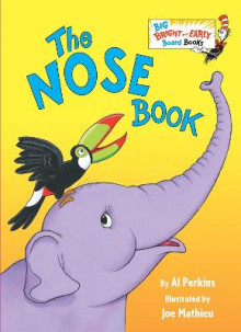 The Nose Book av Al Perkins (Pappbok)