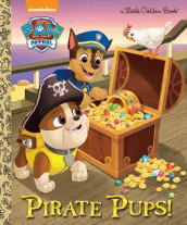 Pirate Pups! av Golden Books (Innbundet)