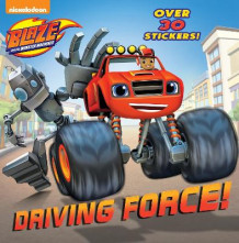 Driving Force! (Blaze and the Monster Machines) av Various (Heftet)