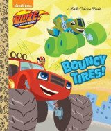 Omslag - Bouncy Tires! (Blaze and the Monster Machines)