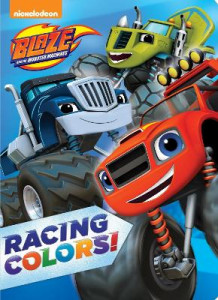 Blaze and the Monster Machines: Racing Colors! av Random House (Pappbok)