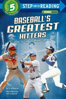 Baseball's Greatest Hitters Step Into Reading Lvl 5 av S.A. Kramer (Heftet)