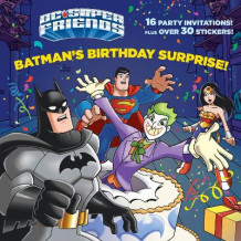 Batman's Birthday Surprise! (DC Super Friends) av Frank Berrios (Heftet)