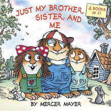 Just My Brother, Sister, and Me av Mercer Mayer (Heftet)