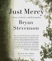 Just Mercy av Bryan Stevenson (Lydbok-CD)