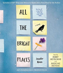 All the Bright Places av Jennifer Niven (Lydbok-CD)